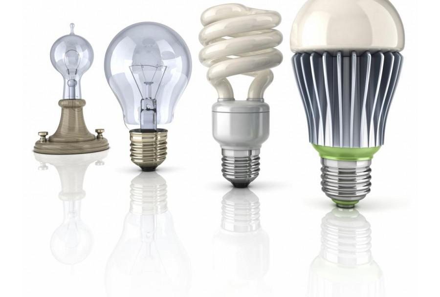 Kaip pasirinkti lemputes šviestuvams?