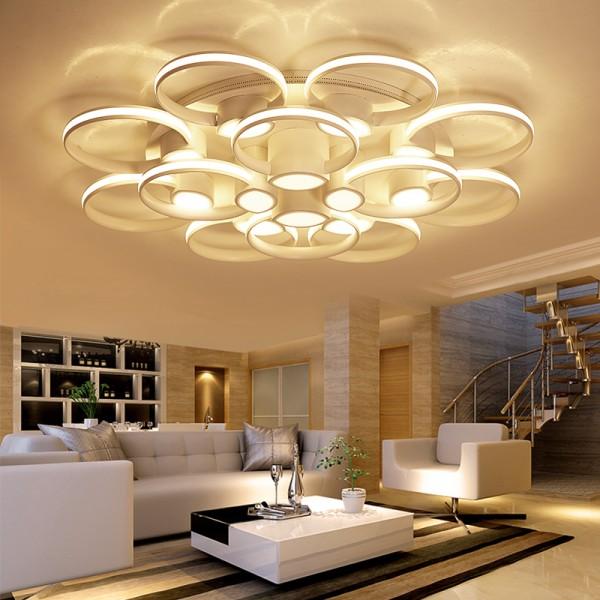 LS00002 - Masyvus vidaus LED lubinis šviestuvas