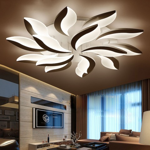 LS00005 - Masyvus vidaus LED lubinis šviestuvas