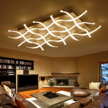 LS00007 - Masyvus vidaus LED lubinis šviestuvas