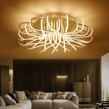 LS00008 - Masyvus vidaus LED lubinis šviestuvas