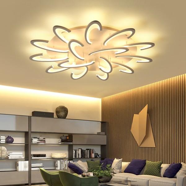 LS00011 - Masyvus vidaus LED lubinis šviestuvas