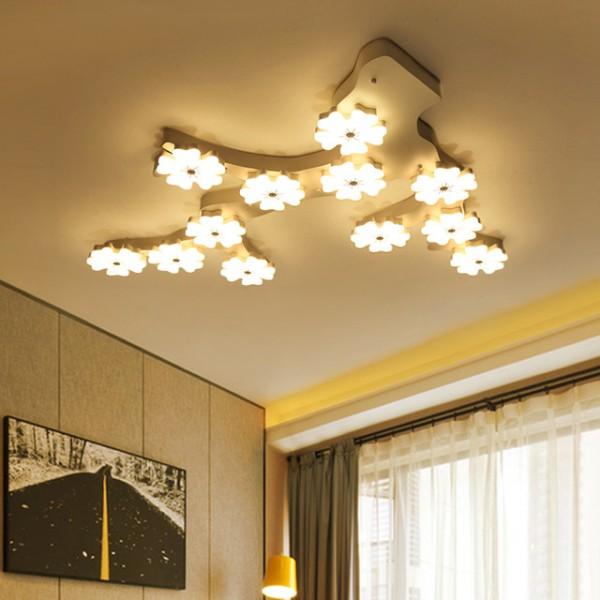 LS00013 - Masyvus vidaus LED lubinis šviestuvas