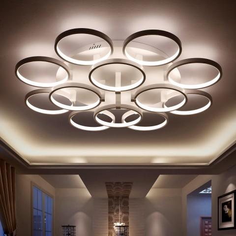 LS00016 - Masyvus vidaus LED lubinis šviestuvas