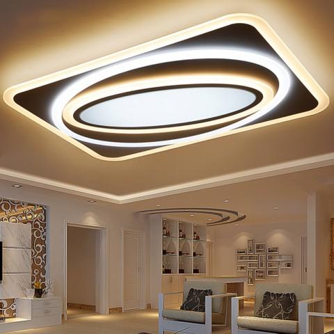 LS00018 - Masyvus vidaus LED lubinis šviestuvas
