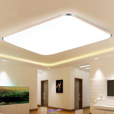 LS00022 - Masyvus vidaus LED lubinis šviestuvas