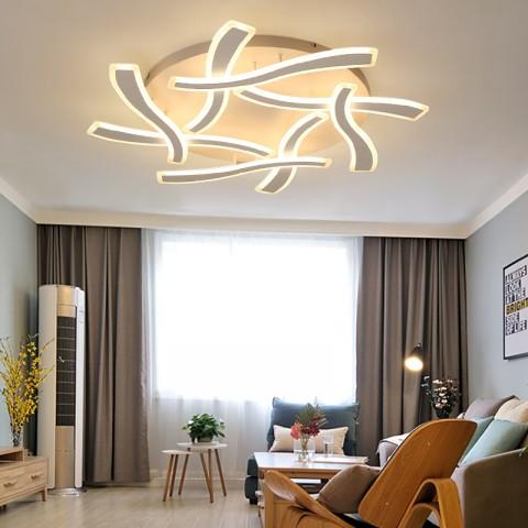 LS00024 - Masyvus vidaus LED lubinis šviestuvas