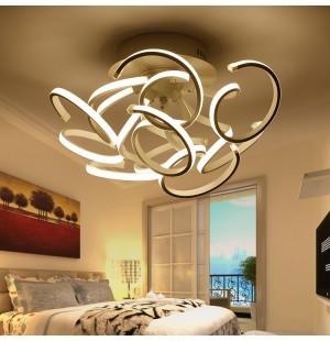 LS00026 - Masyvus vidaus LED lubinis šviestuvas