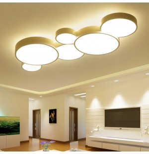 LS00027 - Masyvus vidaus LED lubinis šviestuvas