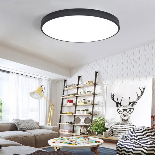LS00035 - Modernus vidaus LED lubinis šviestuvas