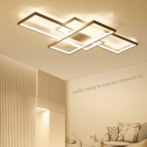 LS00039 - Masyvus vidaus LED lubinis šviestuvas