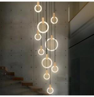 LS00049 - Masyvus LED pakabinamas šviestuvas