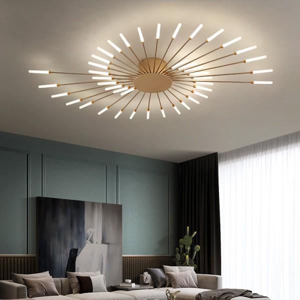 LS00053 - Modernus vidaus LED lubinis šviestuvas