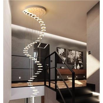 LS00055 - Modernus vidaus LED lubinis šviestuvas