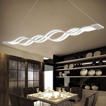LS00056 - Modernus vidaus LED pakabinamas šviestuvas