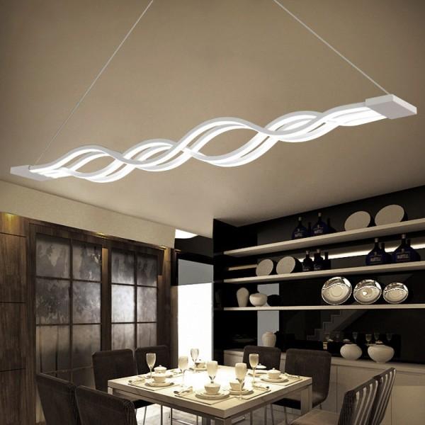 LS00056 - Modernus vidaus LED lubinis šviestuvas