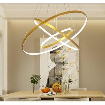 LS00057 - Modernus vidaus LED lubinis šviestuvas