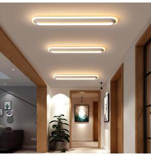 LS00062 - Modernus vidaus LED lubinis šviestuvas