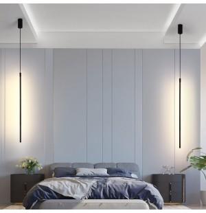 LS00068 - Modernus vidaus LED pakabinamas šviestuvas